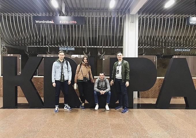 6 главных месседжей для UX-дизайнера, которые мы почерпнули на KRUPA 2019