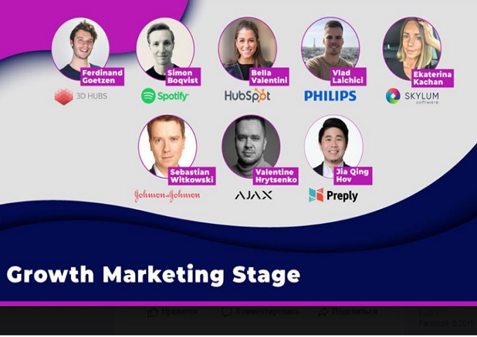 Growth 19 Marketing Stage